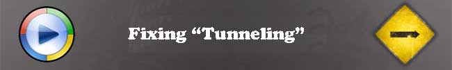 Fixing Tunneling