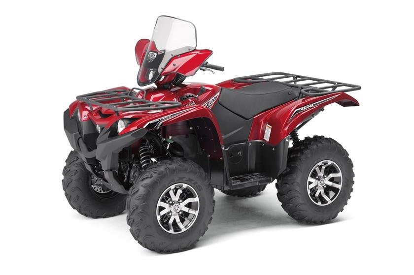2017 grizzly eps le utility for 2017 yamaha grizzly review