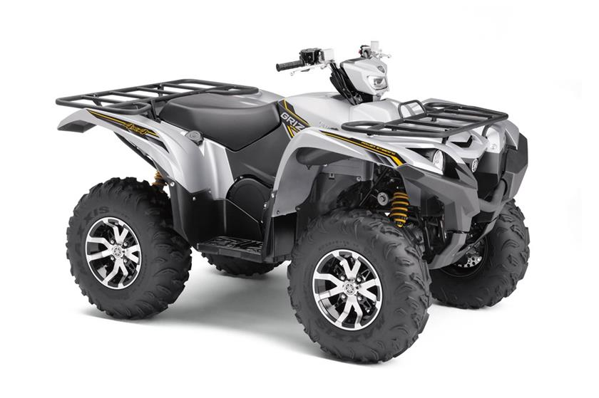 Yamaha Grizzly  Atv Accessories
