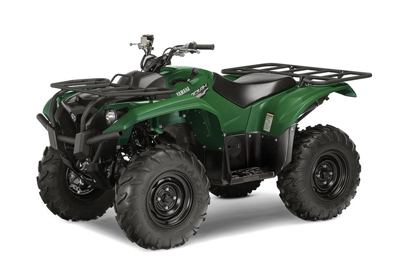 2017 kodiak 700 utility for Yamaha kodiak 700 top speed