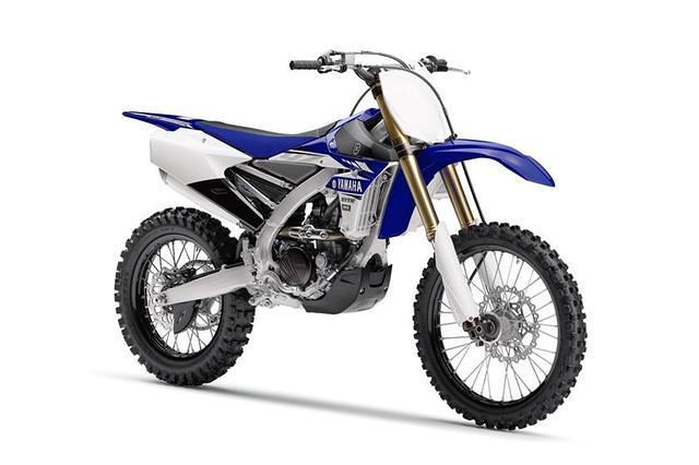 2017 Yz250fx Off Road