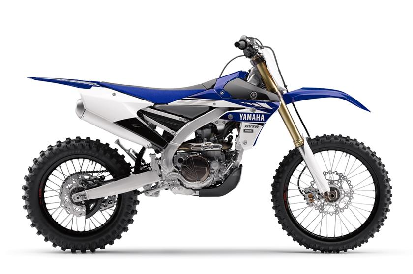 2017 Yz450fx Off Road